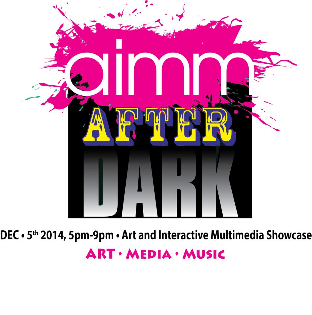 aimm after dark logo 8a